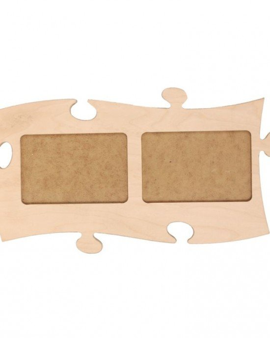 Рамка за снимки - пъзел, модул 6 IDEA0783 - Домашен интериор