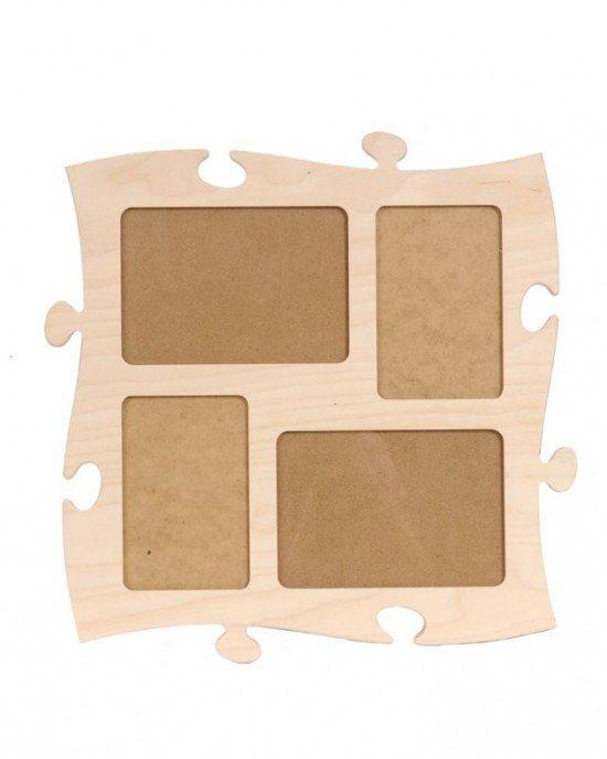 Рамка за снимки - пъзел, модул 10 IDEA0786 - Домашен интериор